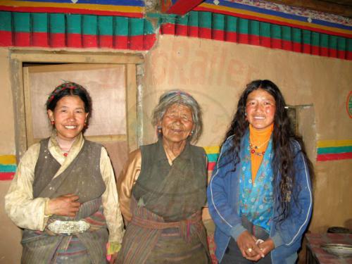 14.08.2007 - Mento-Tibetische Familie