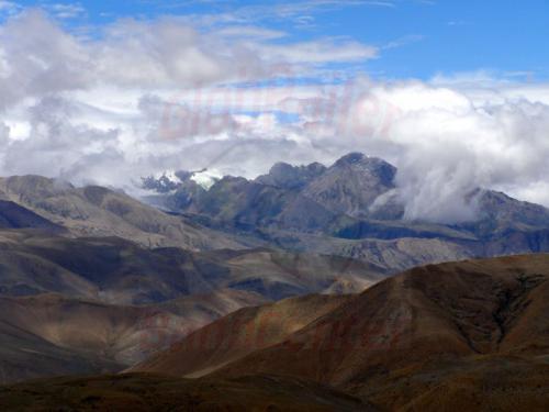 14.08.2007 - Auf dem Thong La Pass 5153 m