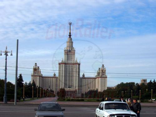 21.09.2003 - Moskau Lomonovuniversität