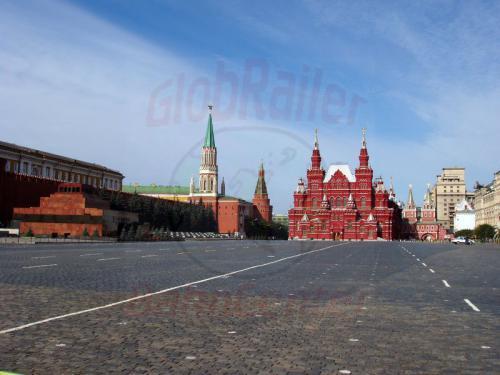 21.09.2003 - Moskau Roter Platz