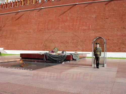 21.09.2003 - Moskau Ewiges Feuer