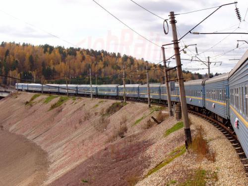 24.09.2003 - Zug 10 Bajkal