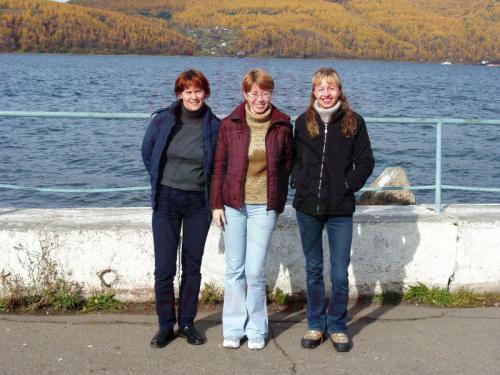 27.09.2003 - Drei Dolmetscherinnen