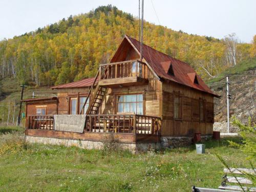 27.09.2003 - Restauriertes Empfangsgebäude an der Bajkalbahn