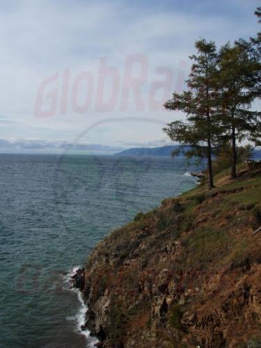 28.09.2003 - Ufer des Bajkal