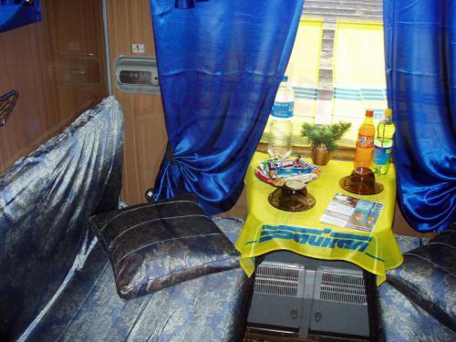 30.09.2003 - 2-Bett Schlafwagen im Zug 9