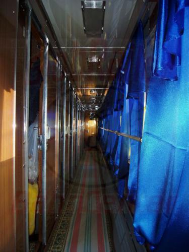 01.10.2003 - Im Schlafwagen