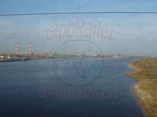 03.10.2003 - Wolga bei Nishnij-Nowgorod