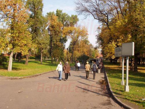 04.10.2003 - Moskau Kremlpark