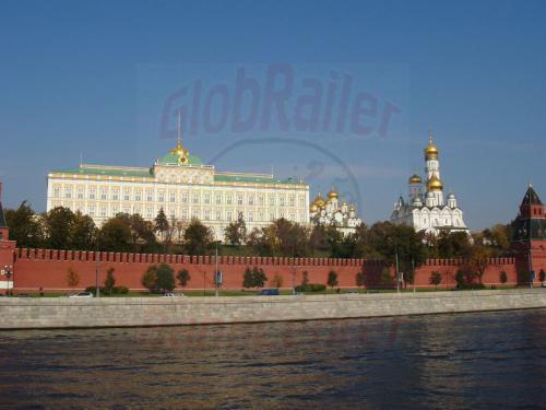 04.10.2003 - Moskau Kreml