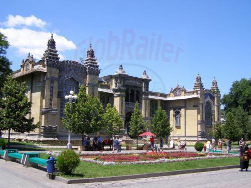 16.07.2008 - Kislovodsk altes Badehaus