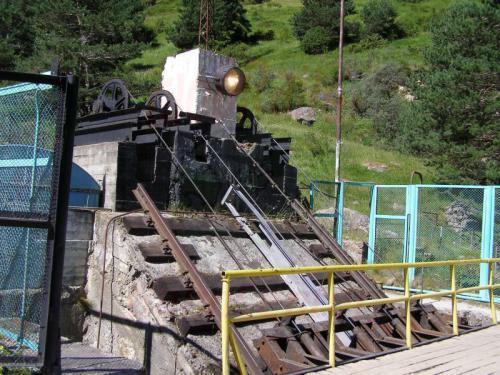 17.07.2008 - Kaukasus Standseilbahn