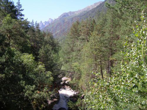 17.07.2008 - Kaukasus unweit der Grenze zu Georgien
