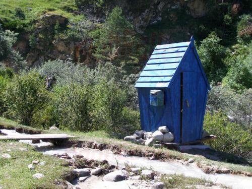 17.07.2008 - Kaukasus-Toilette