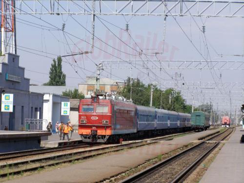 25.07.2008 - Mineralnij Wody Bahnhof