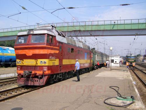 26.07.2008 - Kawkaskaja Bahnhof