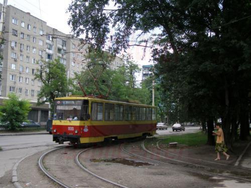 27.07.2008 - Rostov Strassenbahn Selmasch