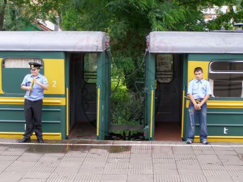 27.07.2008 - Rostov Kindereisenbahn