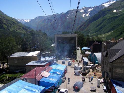 17.07.2008 - Kaukasus Talstation