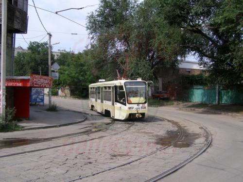 27.07.2008 - Rostov Strassenbahn