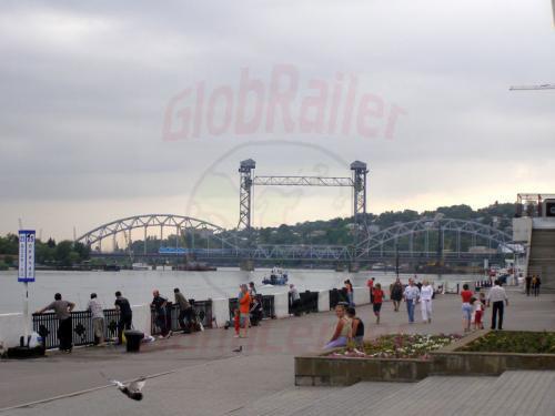 27.07.2008 - Rostov Hubbrücke über den Don