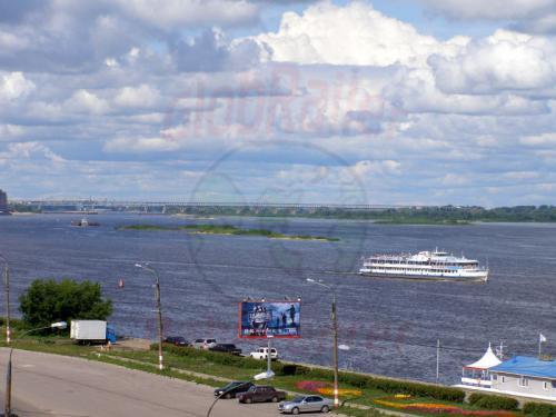 31.07.2008 - Nishnij-Nowgorod Motorschiff Richard Sorge