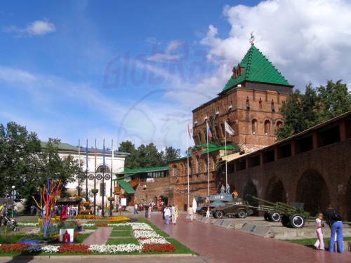 30.07.2008 - Nishnij-Nowgorod Kremel