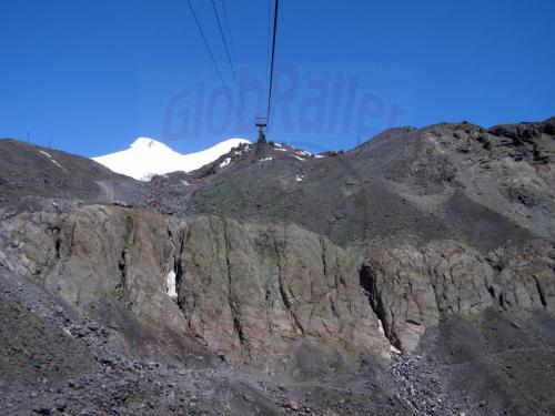 17.07.2008 - Elbrus Gipfel und Seilbahn