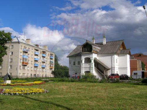 30.07.2008 - Nishnij-Nowgorod altes Haus