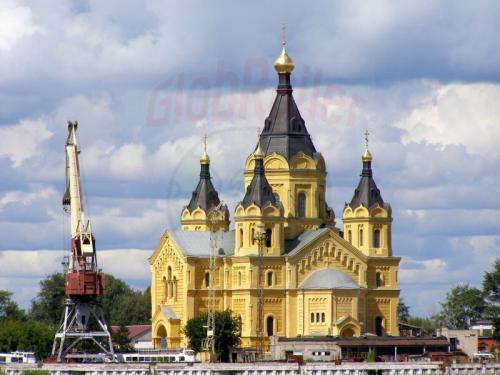 31.07.2008 - Nishnij-Nowgorod Kirche