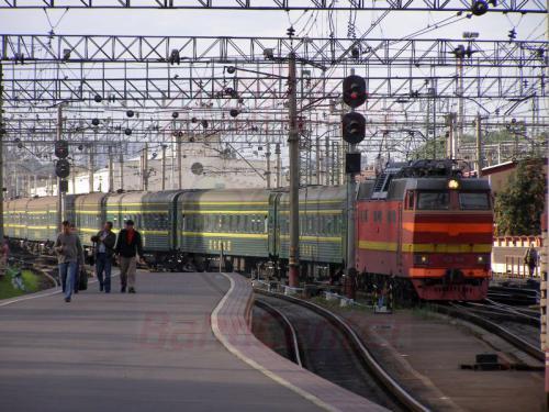 01.08.2008 - Moskau Oktober Bahnhof