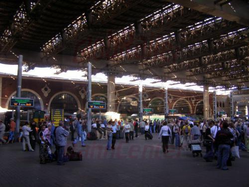 01.08.2008 - Moskau Kasaner Bahnhof
