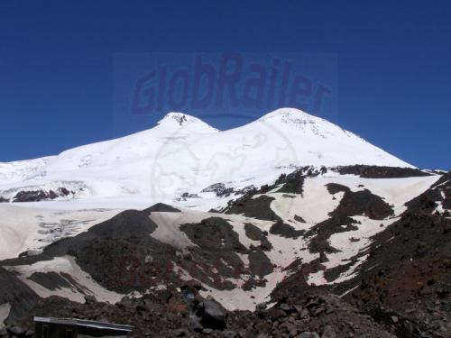 7.07.2008 - Elbrus Gipfel