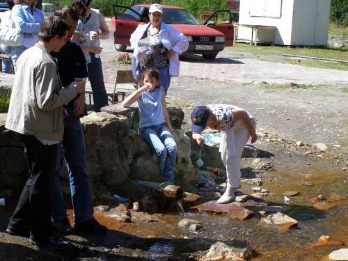 17.07.2008 - Kaukasus Mineralquelle