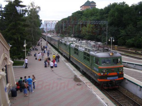 18.07.2008 - Kislovodsk Bahnhof