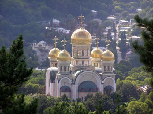 19.07.2008 - Kislovodsk Kirche
