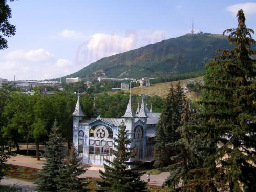 21.07.2008 - Pjatigorsk altes Kurhaus