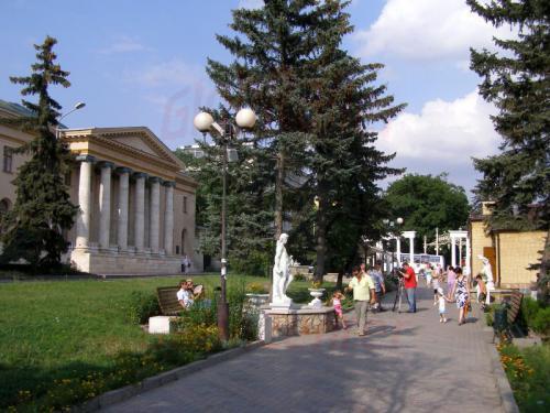 21.07.2008 - Pjatigorsk Kurpark