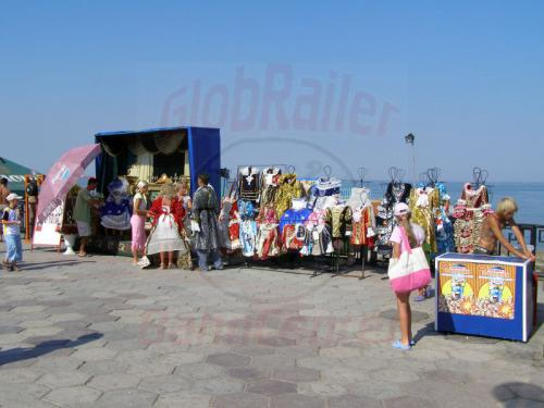 25.07.2006 - Feodosia-Uferpromenade