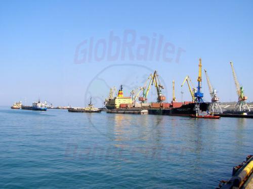 25.07.2006 - Feodosia-Hafen