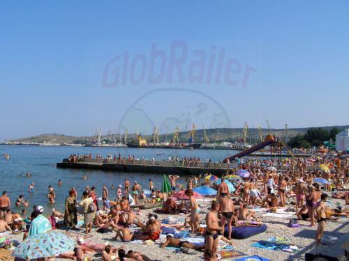 25.07.2006 - Feodosia-Strand