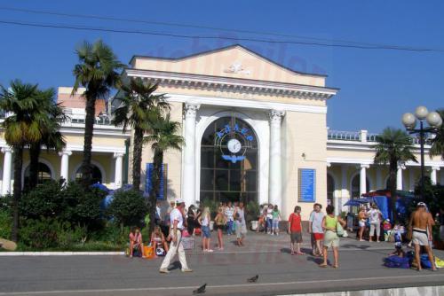 05.08.2006 - Adler Bahnhof