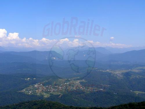 07.08.2006 - Marcesta - Aussicht vom Achun