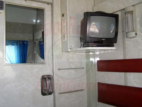 08.08.2006 - Abteil im Zug Maskowia
