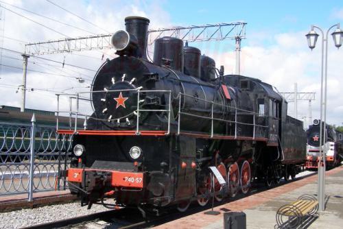 11.08.2006 - Moskau - Museum der Moskauer Eisenbahn-em-74057
