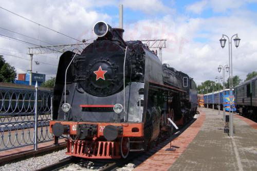 11.08.2006 - Moskau - Museum der Moskauer Eisenbahn-fd21-3125