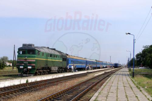 27.07.2006 - Wladislawowka-Bahnhof