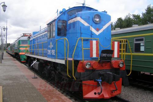 11.08.2006 - Moskau - Museum der Moskauer Eisenbahn-tem2-1592