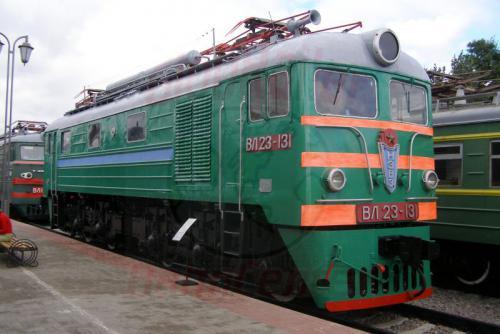 11.08.2006 - Moskau - Museum der Moskauer Eisenbahn-w123-131
