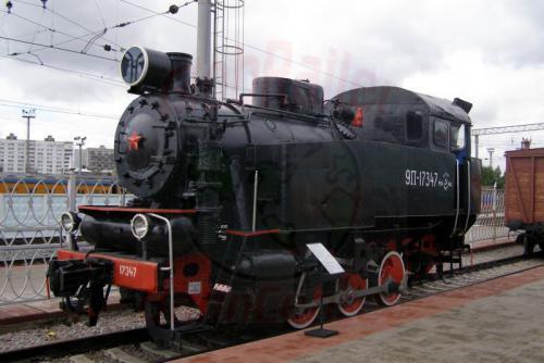 11.08.2006 - Moskau - Museum der Moskauer Eisenbahn-9p-17347